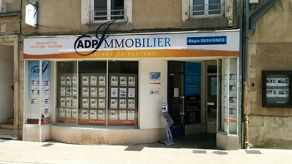 Adp immobilier poitiers agence immobili re 41 rue de la for Agence immobiliere poitiers