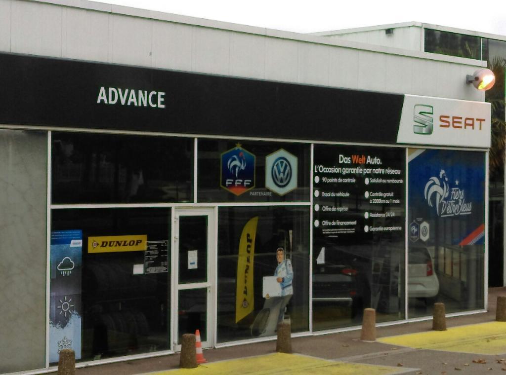 Seat advance garage automobile 2 avenue de la durance for Garage volkswagen orgeval
