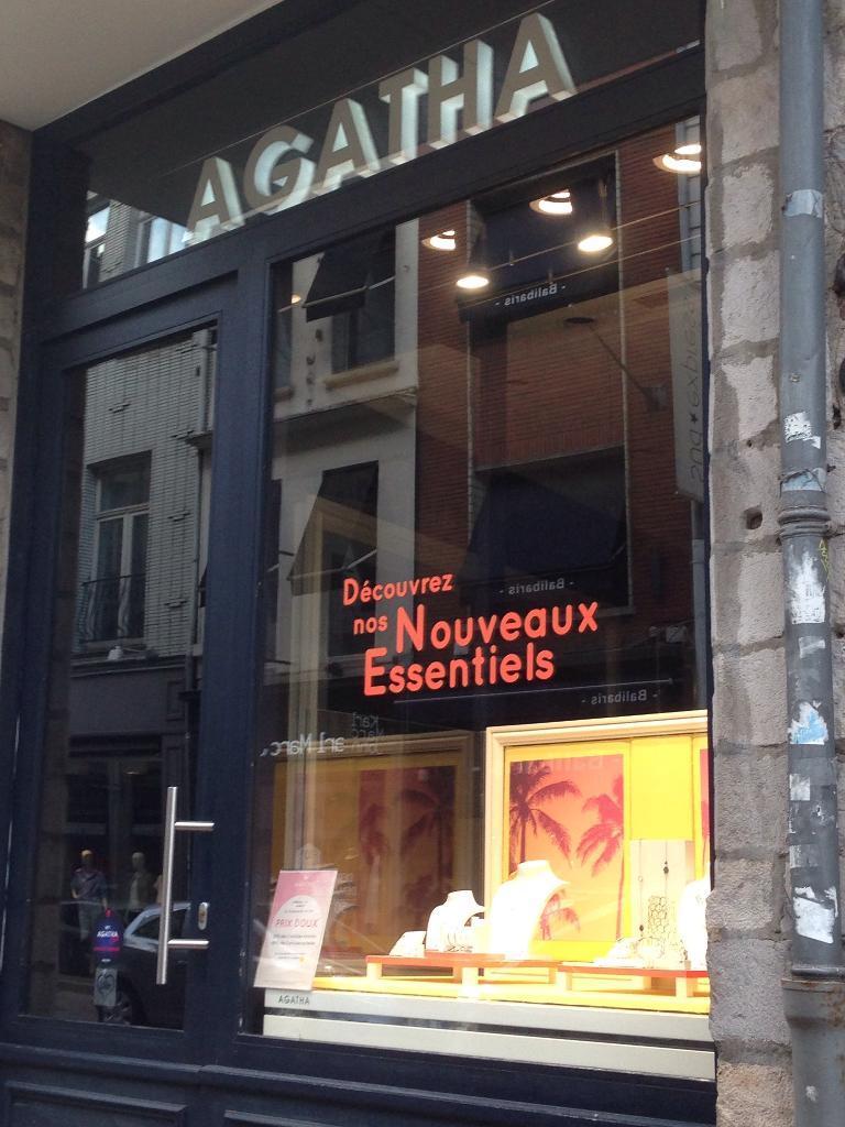 Agatha - Bijouterie fantaisie, 43 rue de la Grande Chaussée 59000 ...