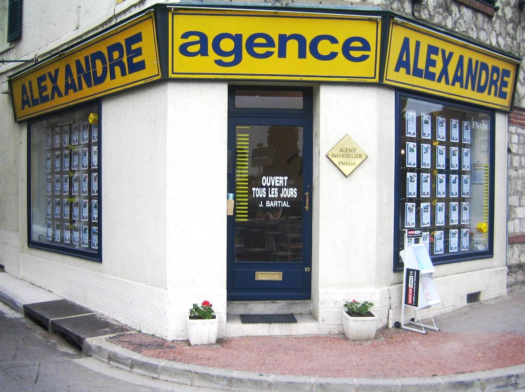 Agence immobili re alexandre agence immobili re 11 rue for Agence immobiliere yonne