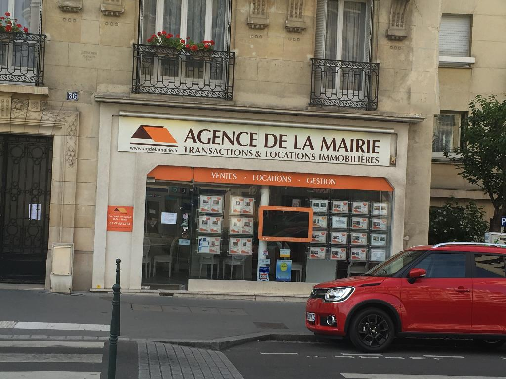 Agence de la mairie agence immobili re 36 rue bapst for Agence immobiliere 47