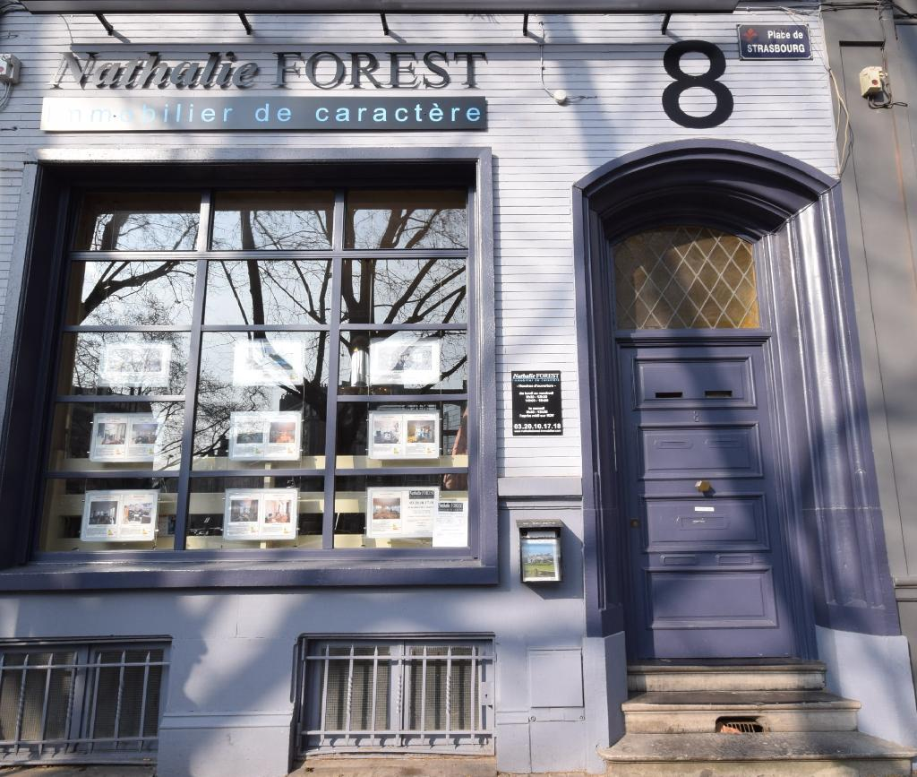 Nathalie forest immobilier agence immobili re 21 rue for Agence immobiliere lille