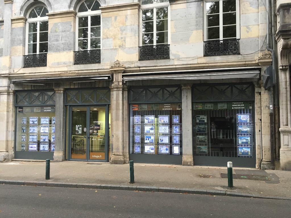 Agence trilogie agence immobili re 10 rue de la for Agence vauban besancon