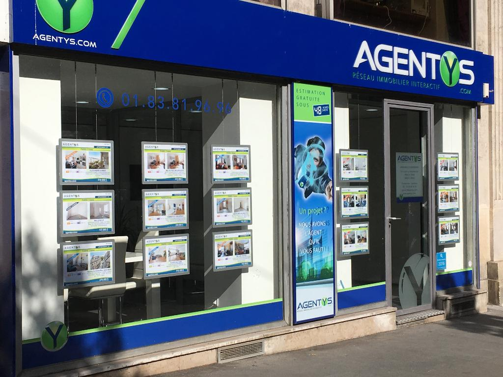 Agentys agence immobili re 18 avenue parmentier 75011 for Agence immobiliere 75011