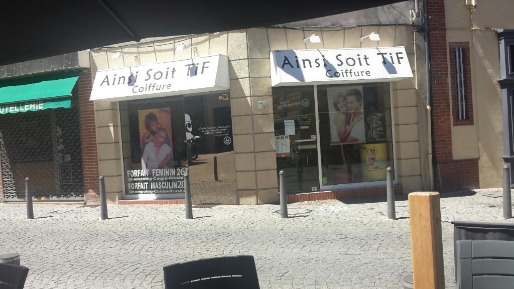 Ainsi Soit Tif Coiffure Coiffeur 54 Rue Emile Grand 81000 Albi
