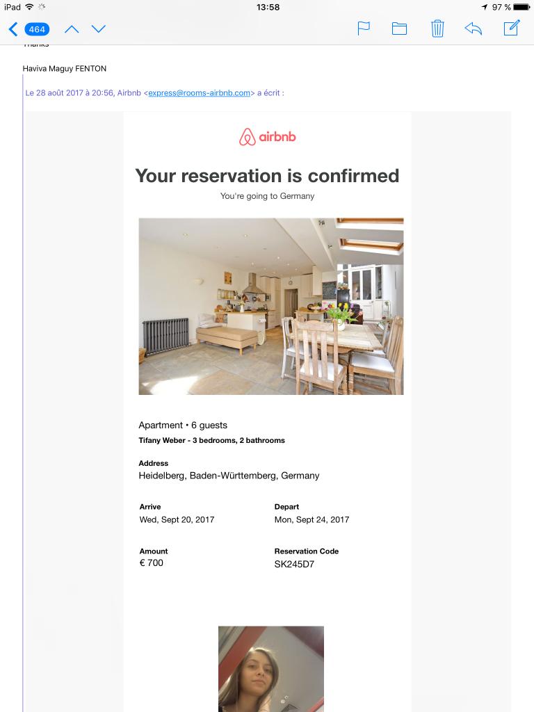 Salle De Bain Pierre Travertin ~ Airbnb France Location D Appartements 4 Place De L Op Ra 75002