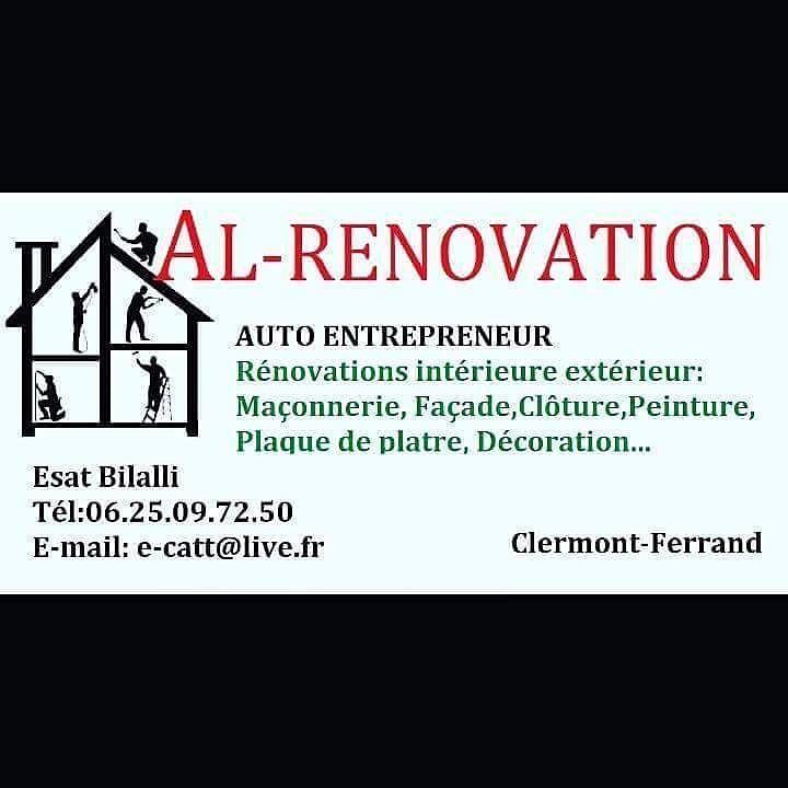 al r novations interieures exterieures constructeur de maisons individuelles 52 avenue. Black Bedroom Furniture Sets. Home Design Ideas