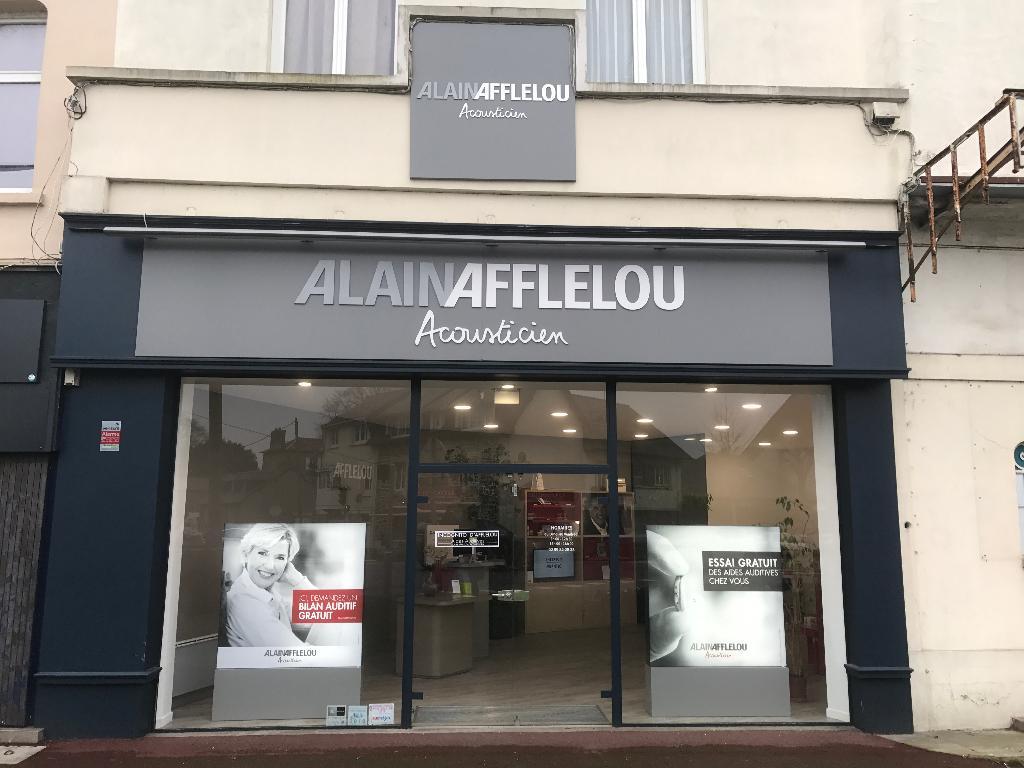 5bcec3ad73 ALAIN AFFLELOU Acousticien, 62 r Pie, 35400 Saint Malo - Audioprothésiste  (adresse, horaires)