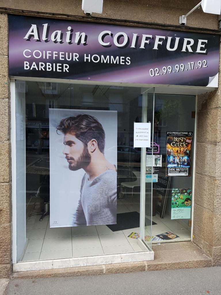 Alain Coiffure Coiffeur 9 Boulevard Marechal Leclerc 35300