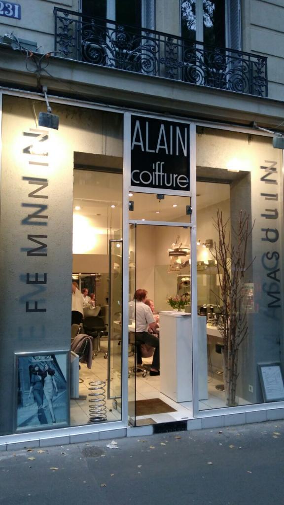 Alliances Coiffure Coiffeur 231 Rue Championnet 75018 Paris