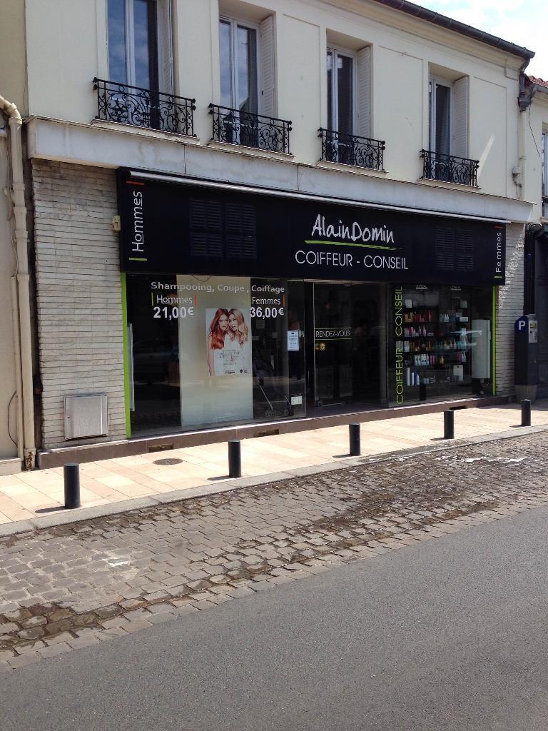Alain domin coiffeur 67 avenue g n ral de gaulle 94700 for 7 avenue du general de gaulle maison alfort