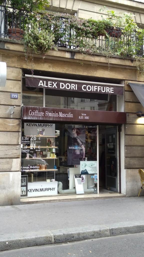 Alex Dori Paris Coiffeur Adresse Horaires