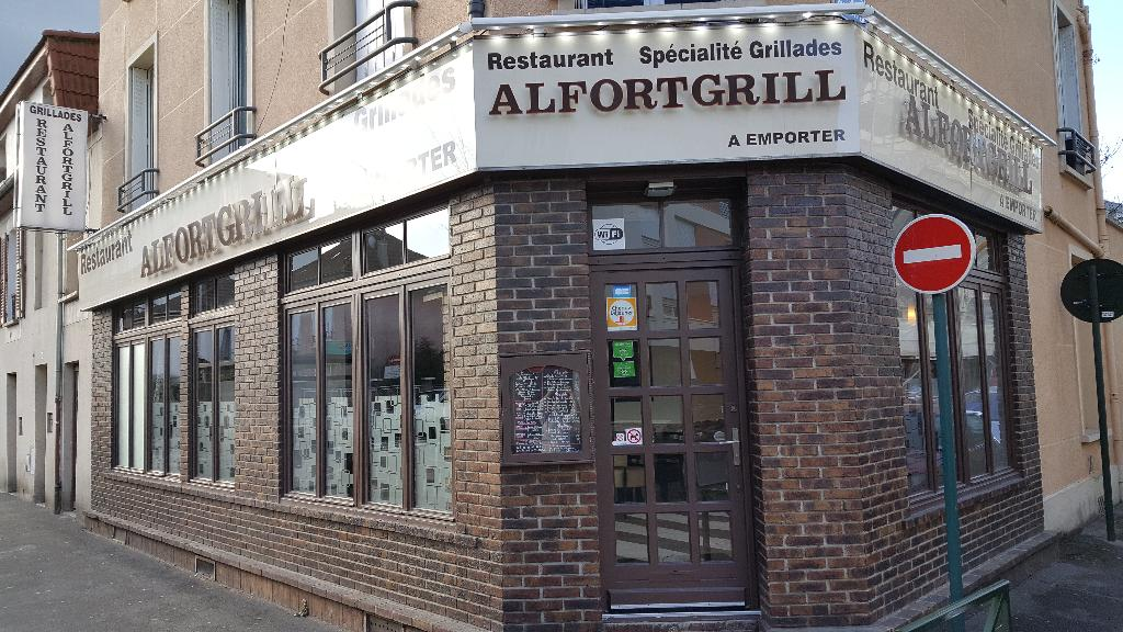 Alfortgrill restaurant 118 rue v ron 94140 alfortville for Garage alfortville rue veron
