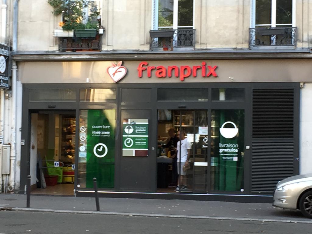 franprix supermarch hypermarch 39 rue bouret 75019 paris adresse horaire. Black Bedroom Furniture Sets. Home Design Ideas