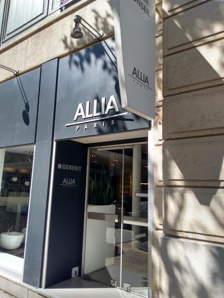 Psyche Pivotant Salle De Bain ~ Allia Fabrication De Salles De Bain Et Sanitaires 44 Rue Berger