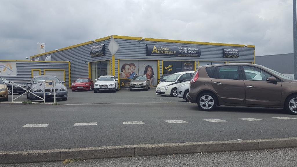 alliance automobile centre ouest automobiles d 39 occasion 37 avenue de la loge 86440 mign