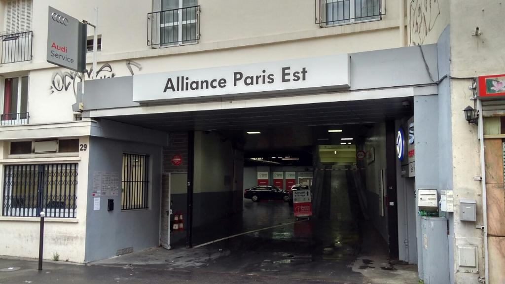 alliance paris est garage automobile 31 rue de la vo te 75012 paris adresse horaire. Black Bedroom Furniture Sets. Home Design Ideas