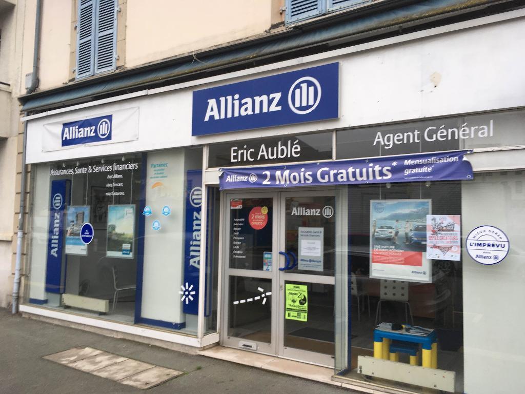 Allianz eric aubl agent g n ral d 39 assurance 11 place for Assurance de garage