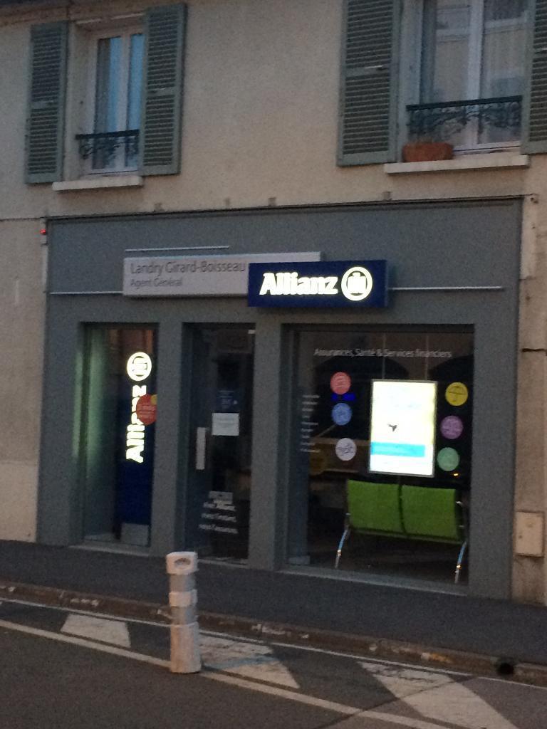 Allianz girard boisseau landry agent agent g n ral d for Garage du landry