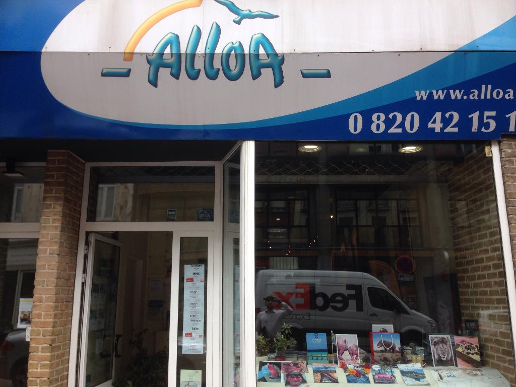 Alloa Voyages Agence De Voyages 72 Rue Léon Gambetta 59000 Lille