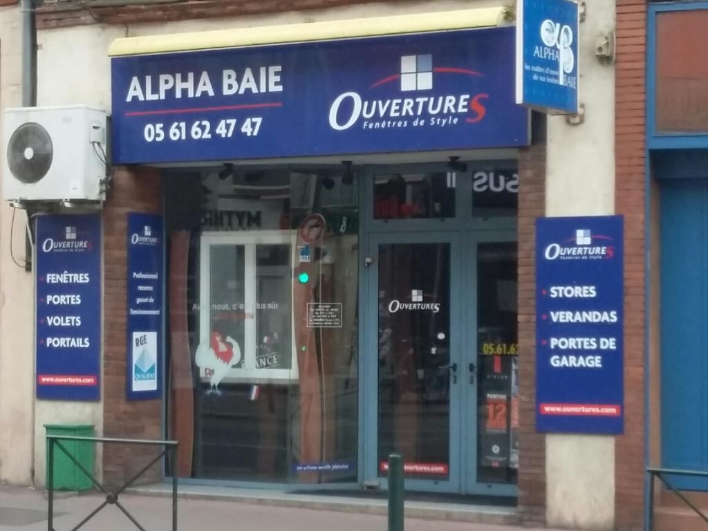 Alpha Baie - Entreprise de menuiserie, 22 rue des Frères Lion 31000 ... bddb8674ed1