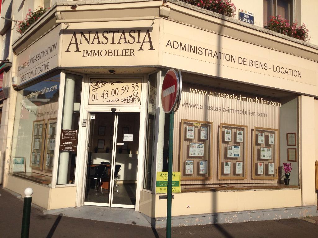 Anastasia immobilier agence immobili re 4 place du g n ral de gaulle 93340 le raincy - Cabinet bougon le raincy ...