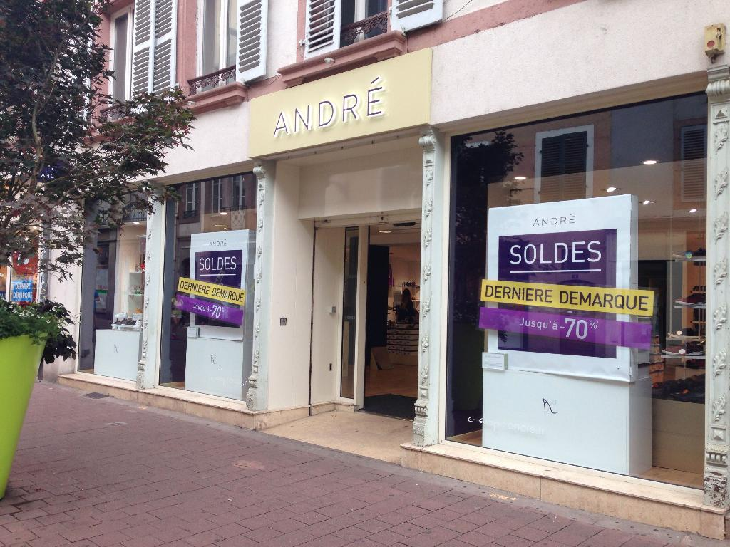Andr chaussures 24 rue clefs 68000 colmar adresse - Horaire castorama colmar ...