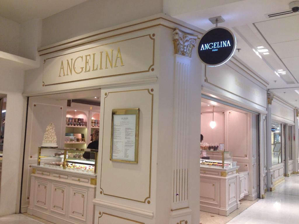 Ang lina restaurant 2 place porte maillot 75017 paris adresse horaire - Galeries gourmandes porte maillot horaires ...