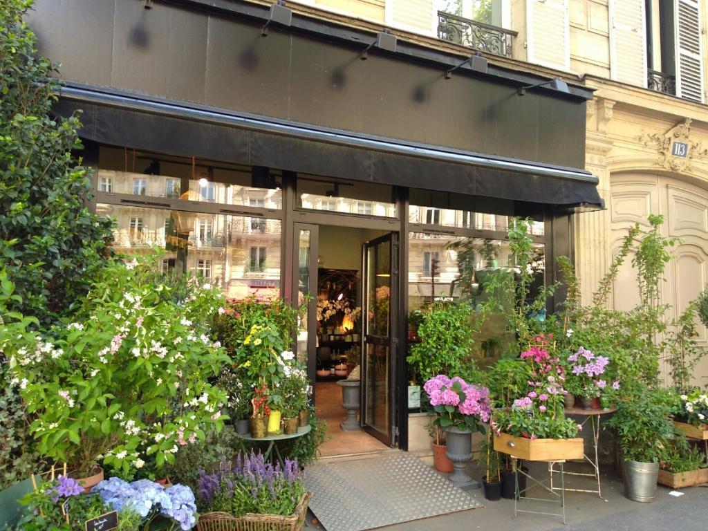 Antique garden fleuriste 113 boulevard haussmann 75008 for Adresse fleuriste