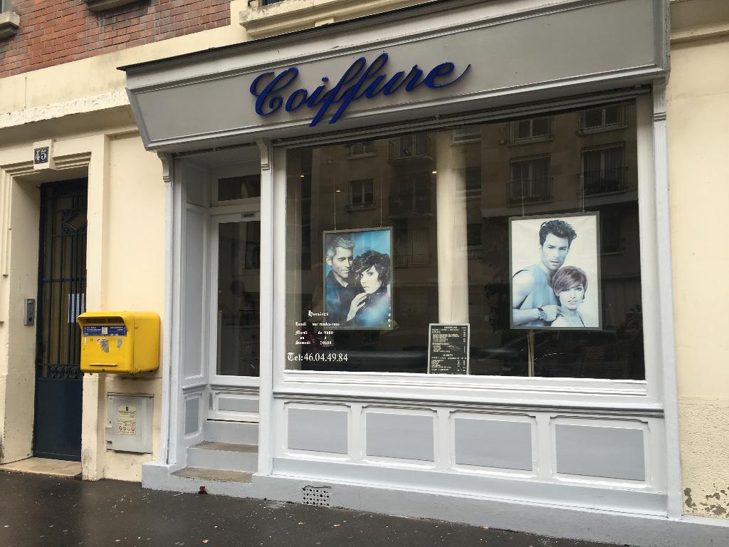 Antoine coiffure coiffeur 45 rue bellevue 92100 for Tchip coiffure boulogne billancourt