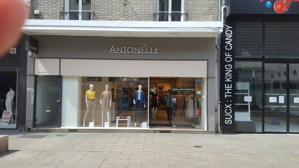 Antonelle, 74 r Vesle, 51100 Reims - Magasins de vêtement (adresse) c41810e1619