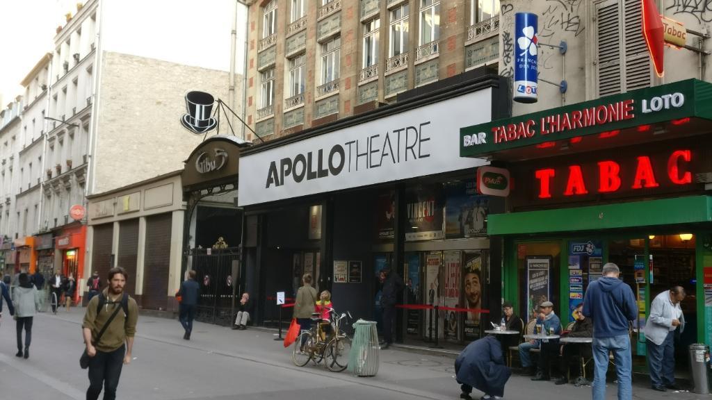 Apollo Théâtre - Théâtre, 18 rue du Faubourg du Temple 75011 Paris ...