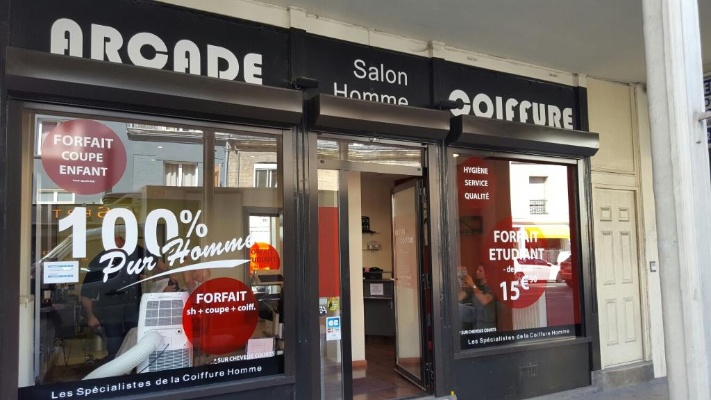 coiffure homme reims