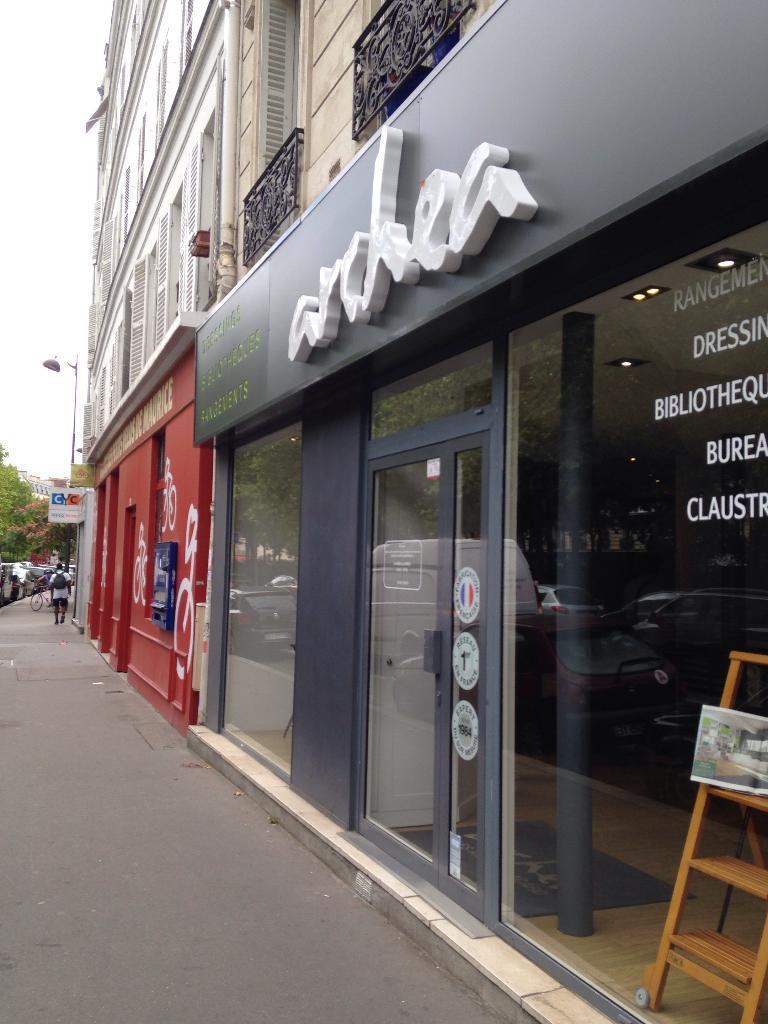 archea magasin de meubles 83 boulevard richard lenoir 75011 paris adresse horaire. Black Bedroom Furniture Sets. Home Design Ideas