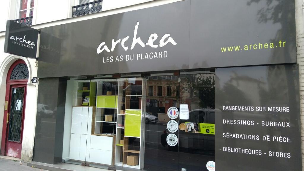 archea fabrication et installation de placards 31. Black Bedroom Furniture Sets. Home Design Ideas