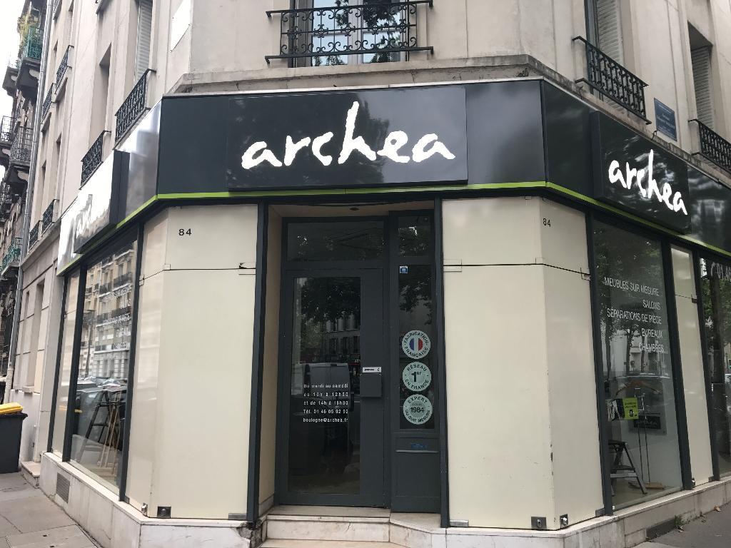 Archea Fabrication Et Installation De Placards Avenue Edouard - Porte placard coulissante avec serrurier boulogne billancourt