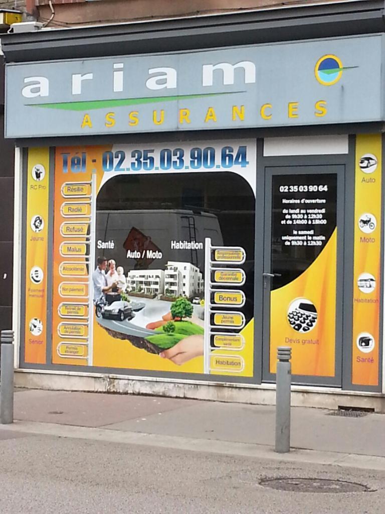 ariam assurance agent g n ral d 39 assurance 113 rue lafayette 76000 rouen adresse horaire. Black Bedroom Furniture Sets. Home Design Ideas