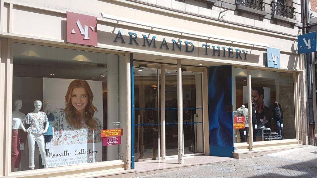 Armand Thiery Bourges (adresse, horaires, avis) 29d39894db9