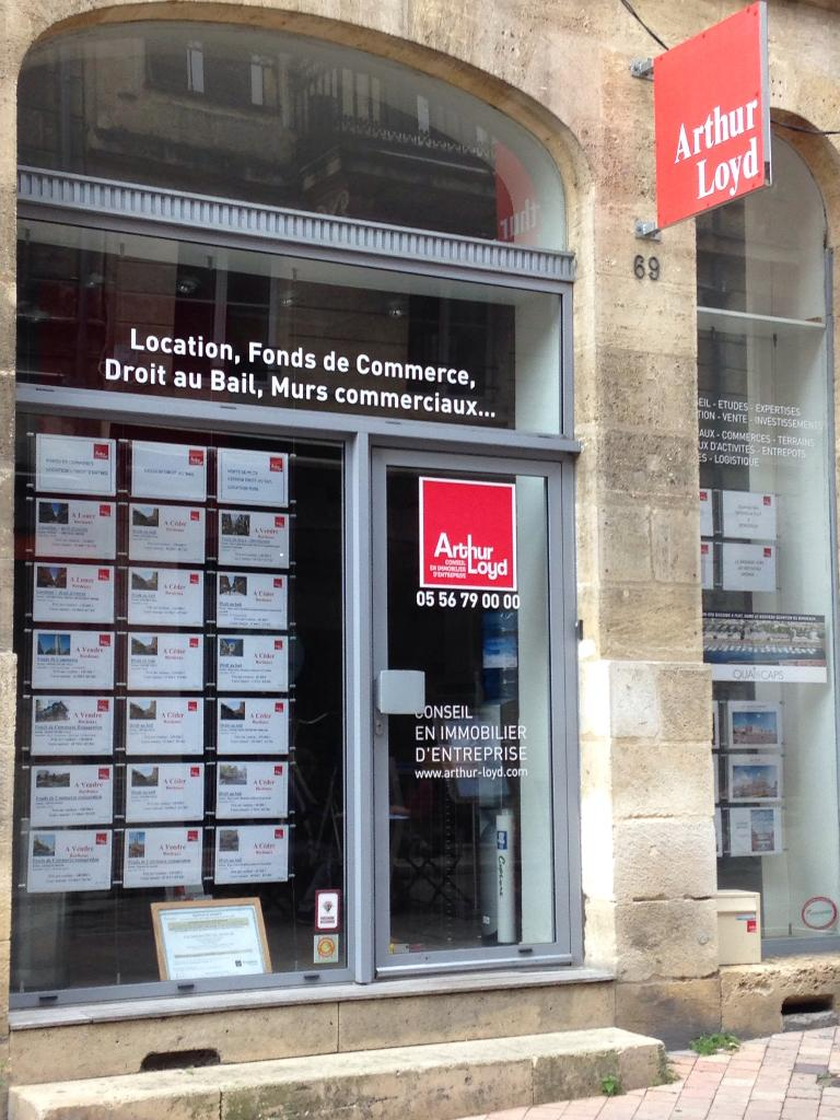 Arthur loyd agence immobili re 69 rue des remparts for Agences immobilieres a bordeaux