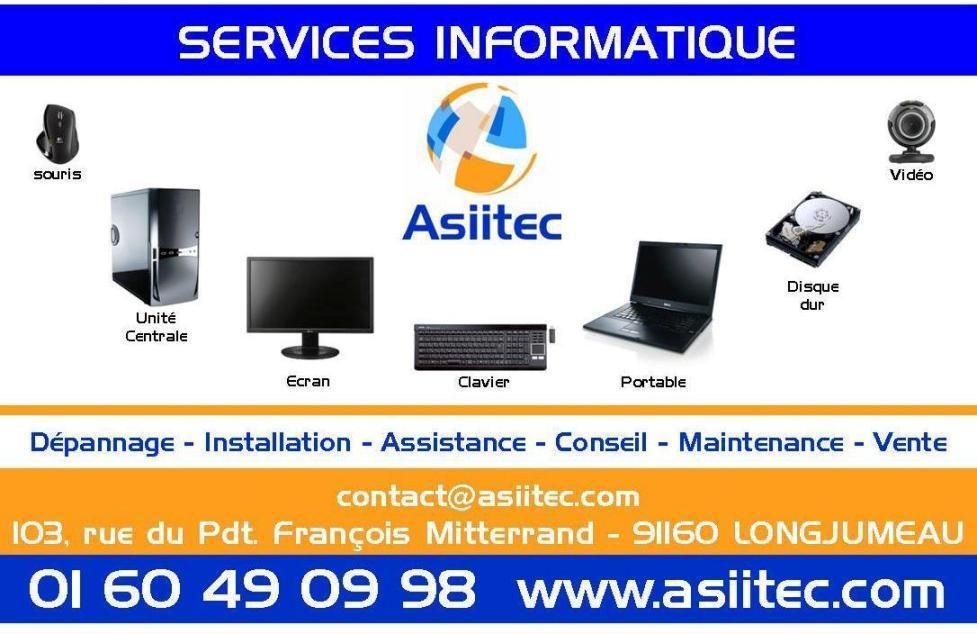 Asiitec Informatique Saulx Les Chartreux