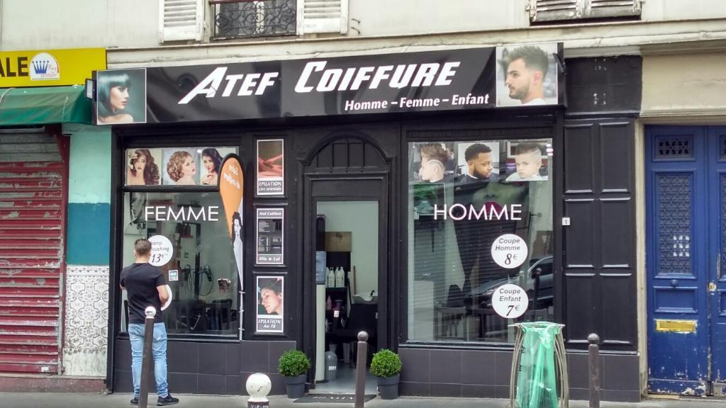 coiffure homme 75017