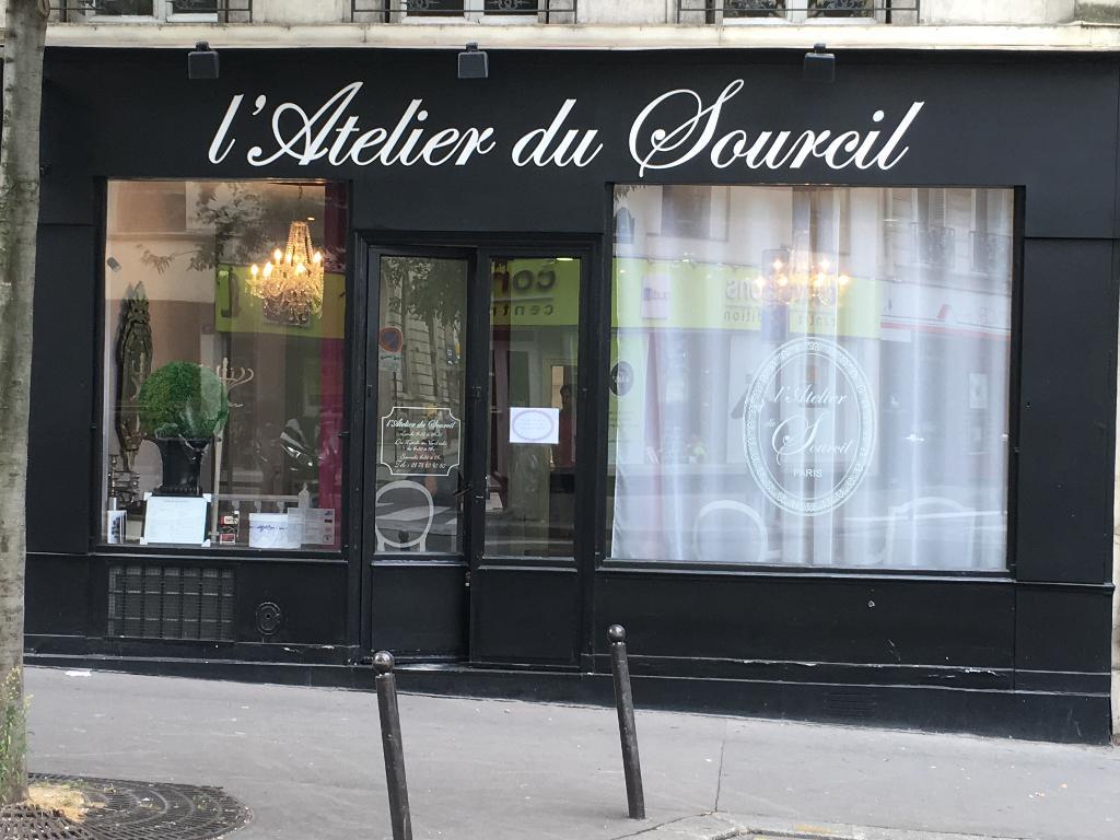 Atelier Du Sourcil Paris Institut De Beauté Adresse