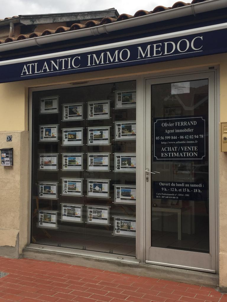 Atlantic immo medoc agence immobili re 37 bis rue for Agence immobiliere 37