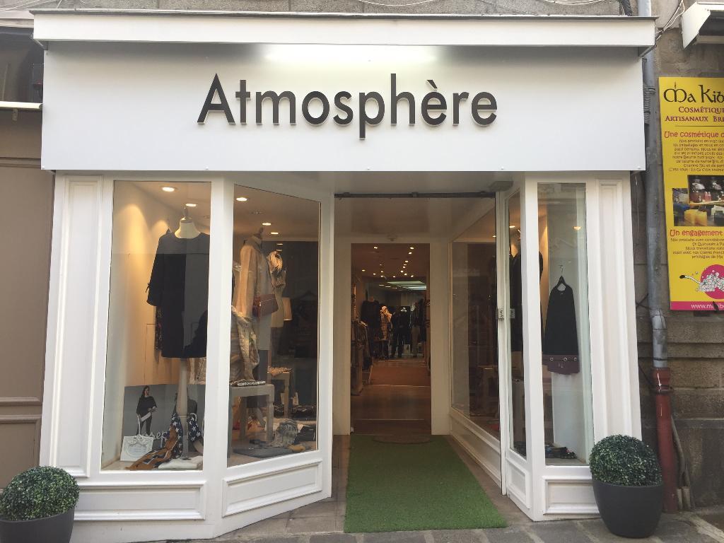 Atmosphére NH Saint Brieuc - Magasins de vêtement (adresse, horaires, avis) a0073de95e9