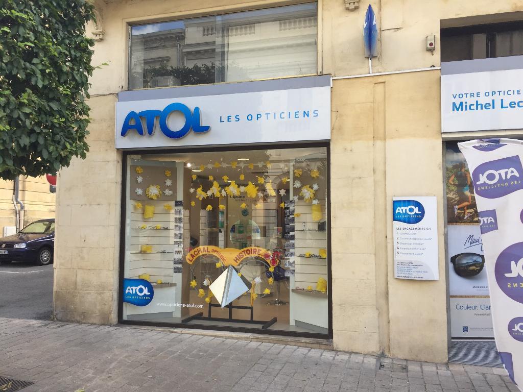 Atol les Opticiens - Opticien, 39 rue de la Résistance 24100 ... 465343511cea
