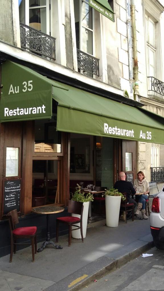 Restaurant Rue Lobineau