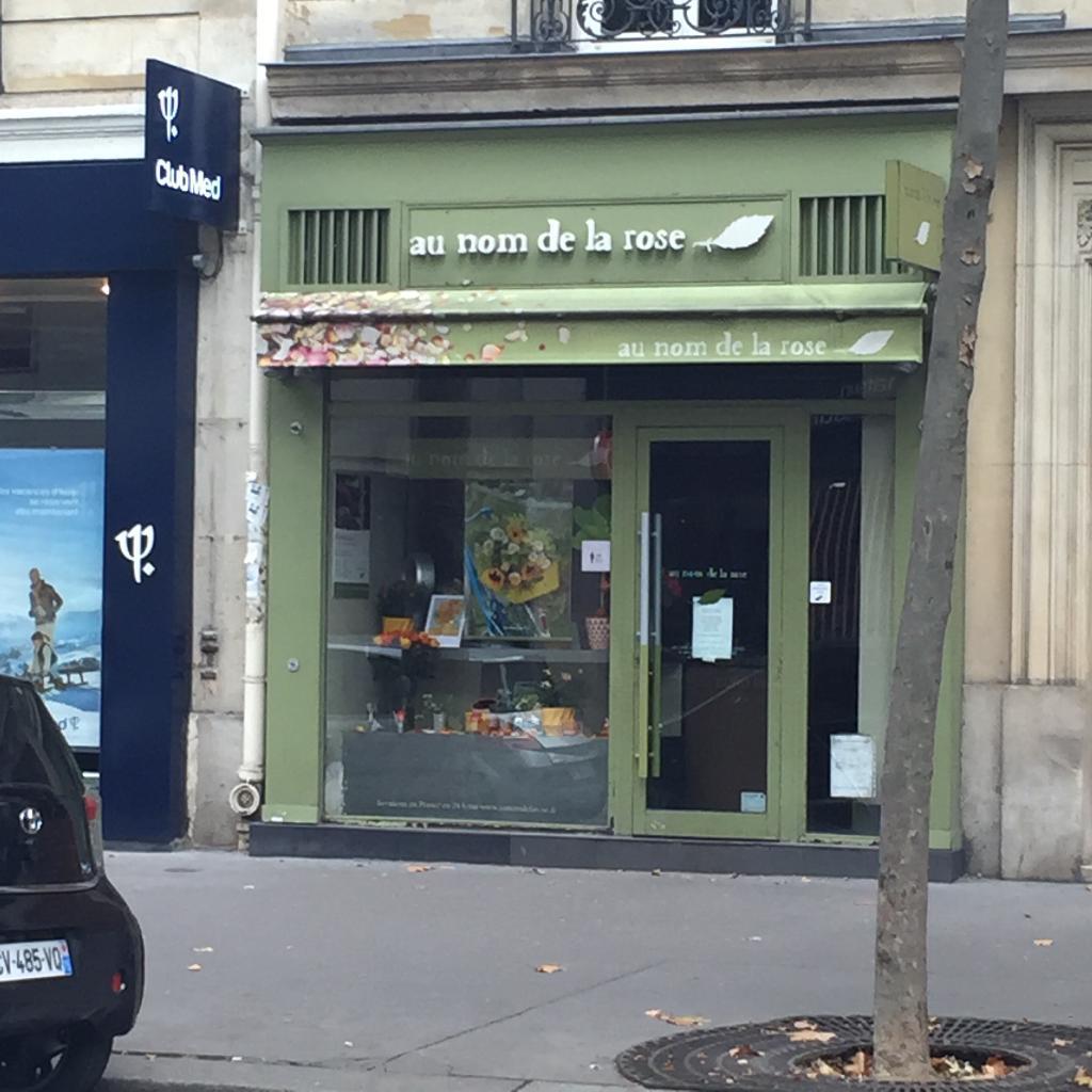 Au nom de la rose fleuriste 112 avenue victor hugo 75016 paris adresse horaire - Au nom de la rose fleuriste ...