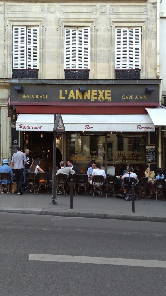 Restaurant Rue De Clignancourt