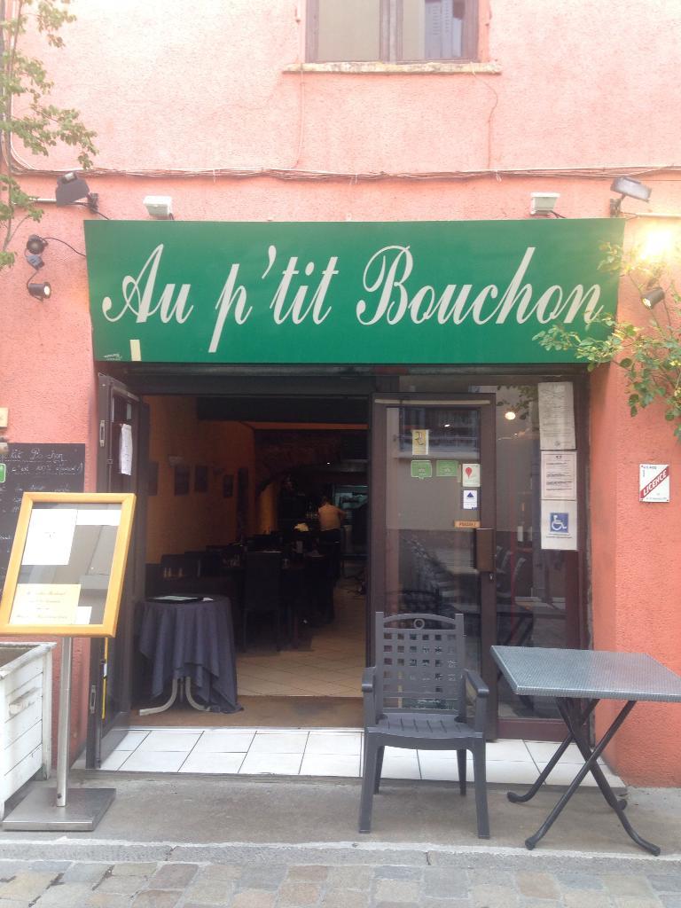 Au Ptit Bouchon Restaurant 35 Rue République 69250 Neuville Sur