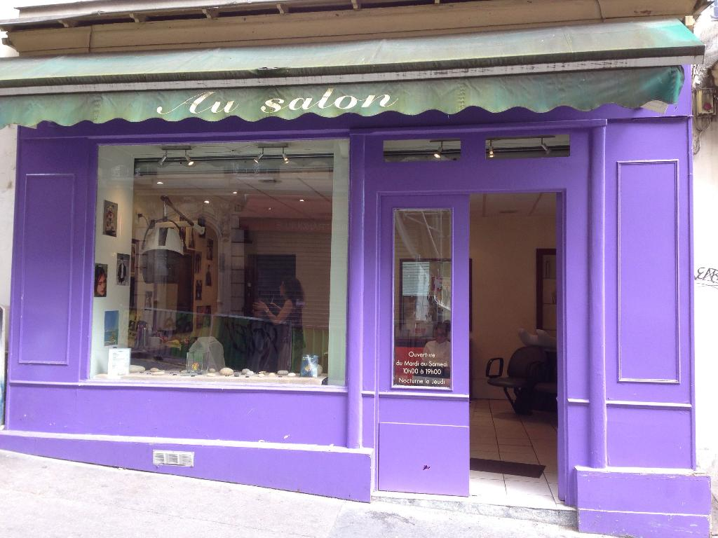 Au Salon Coiffeur 82 Rue Martyrs 75018 Paris Adresse Horaire
